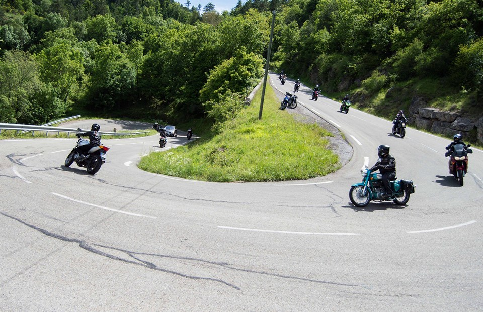 les stages formation moto montpellier